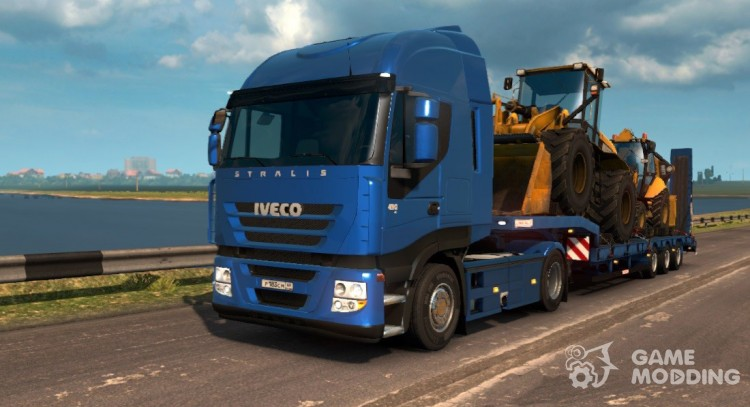 Iveco Stralis AS2 for Euro Truck Simulator 2