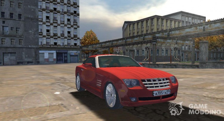 Chrysler Crossfire For Mafia The City Of Lost Heaven
