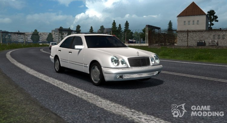 Mercedes-Benz W210 for Euro Truck Simulator 2