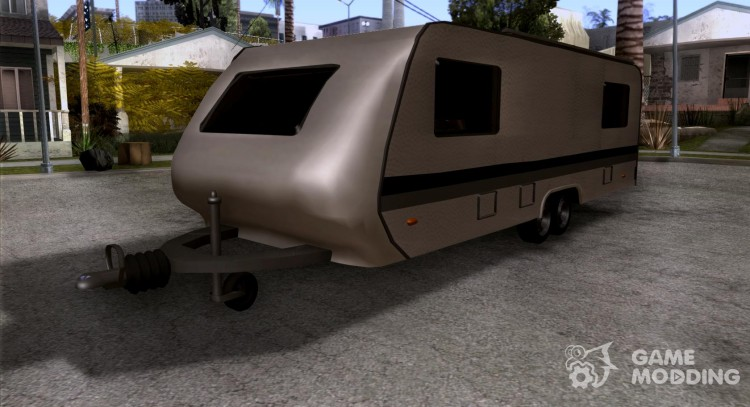 Trailer to the Renault Avantime for GTA San Andreas