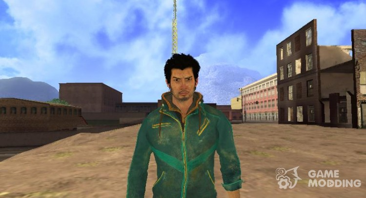 Far Cry 4 Ajay Ghale For Gta San Andreas