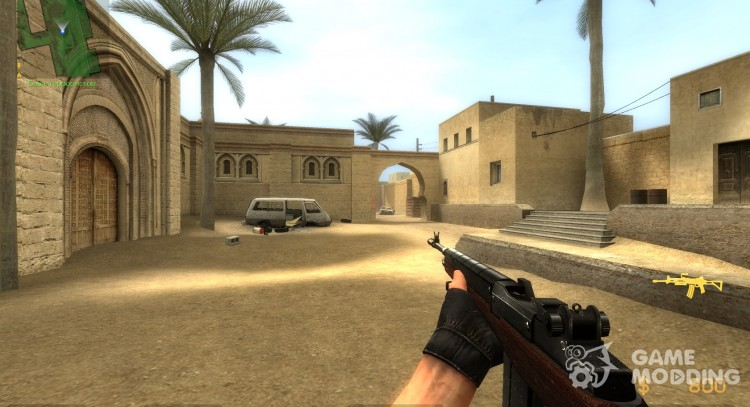 M14 U.S. Rifle for Counter-Strike Source