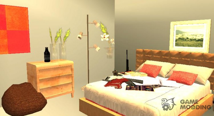 Cj House 2 0 for GTA San Andreas