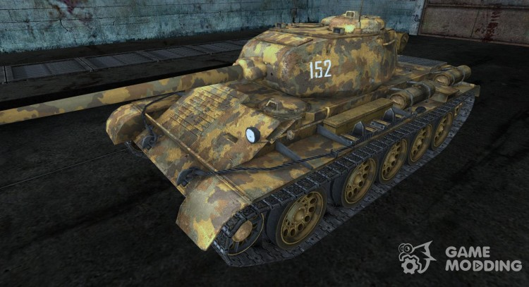 T-44 OlegWestPskov for World Of Tanks