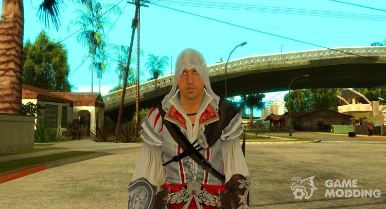 Ezio auditore de Firenze for GTA San Andreas