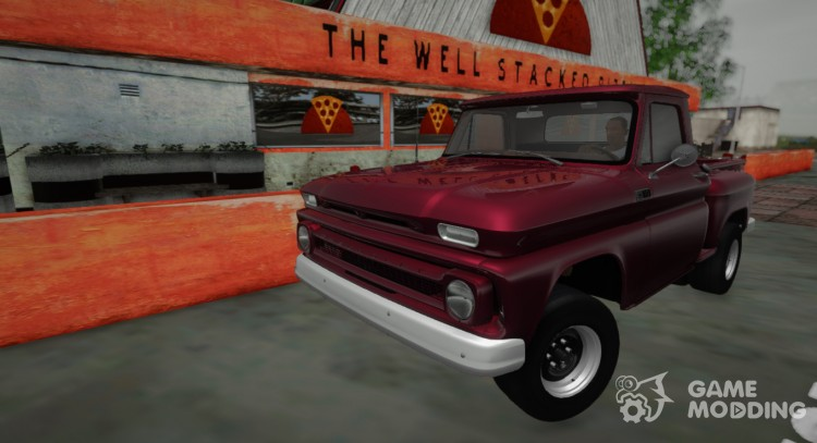 1965 Chevrolet C-10 Stepside Pickup for GTA San Andreas