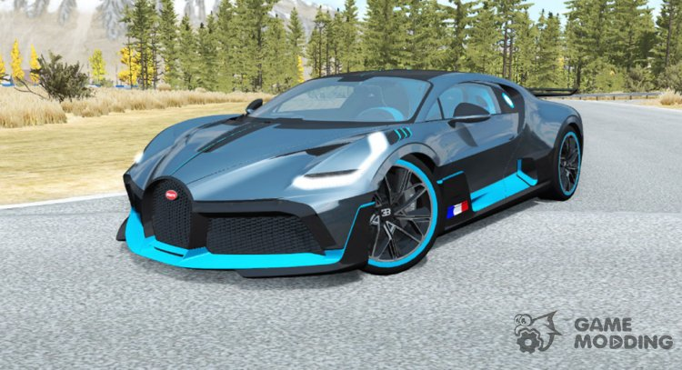 Bugatti Divo for BeamNG.Drive