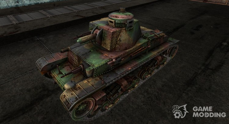 Panzer 35 (t) from Peolink for World Of Tanks
