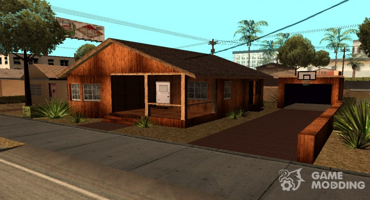 New Big Smoke House for GTA San Andreas