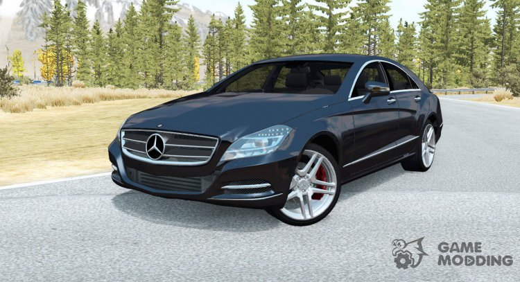 Mercedes-Benz CLS 350 (C218) 2010 for BeamNG.Drive