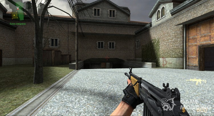 Galil retexture for Counter-Strike Source
