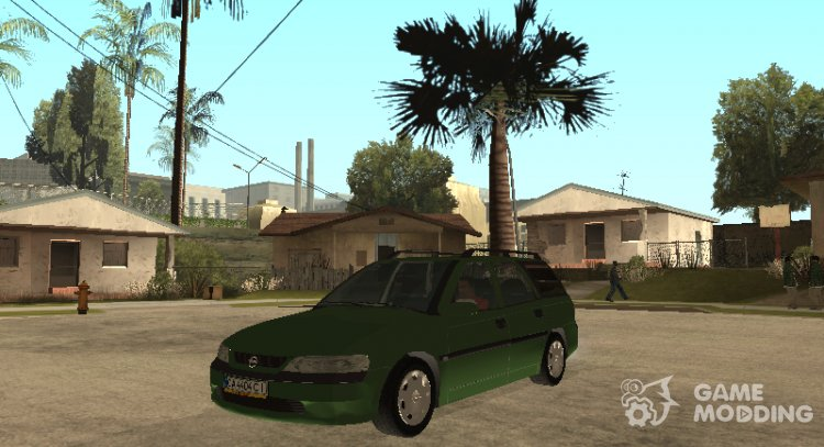 Opel Vectra B Caravan for GTA San Andreas