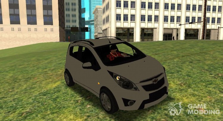 CHEVROLET SPARK for GTA San Andreas