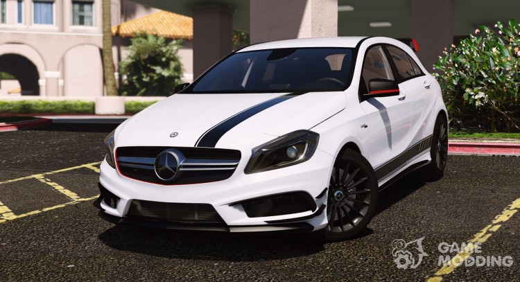 Mercedes Benz Classe A 45 Amg Edition 1 For Gta 5