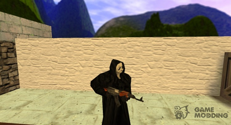 SCREAM L33t для Counter Strike 1.6