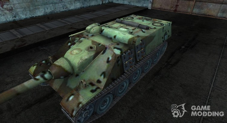Skin for AMX 50 Foch for World Of Tanks