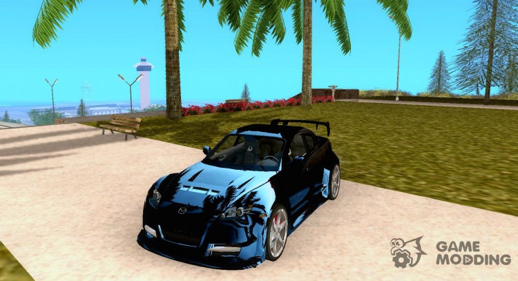 Mazda RX 8 NFS MW for GTA San Andreas