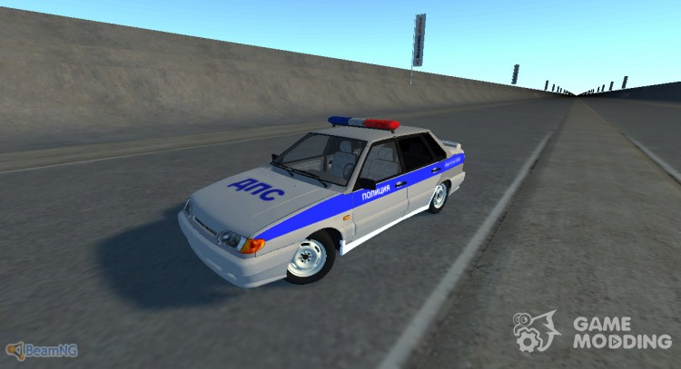Vaz-2115 DPS for BeamNG.Drive