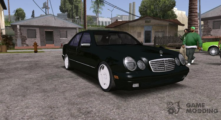 Mercedes-Benz W210 E220 for GTA San Andreas