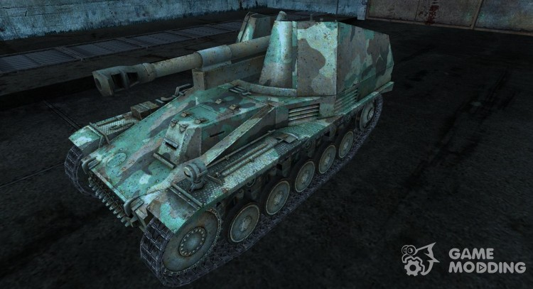 Wespe от sargent67 для World Of Tanks