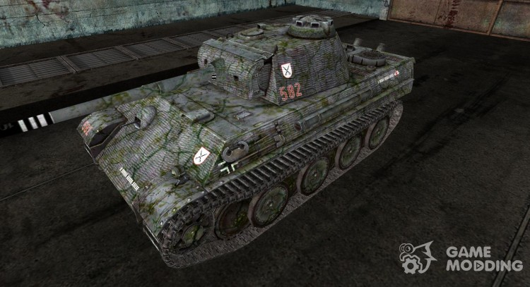 Panzer V Panther 12 for World Of Tanks
