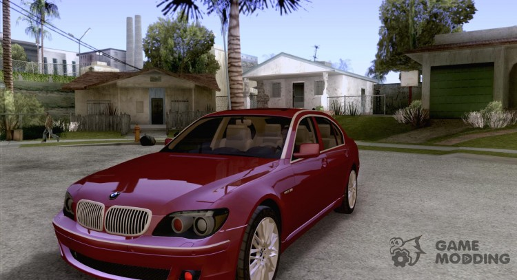 BMW 760Li E66 for GTA San Andreas