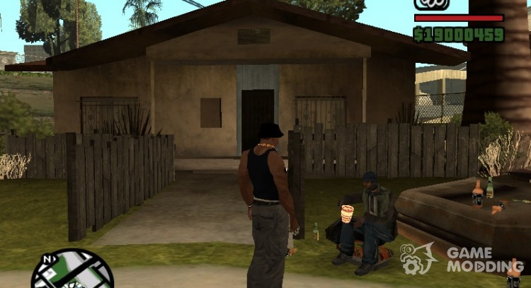 Beggars for GTA San Andreas