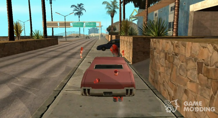 Extreme Drive v. 1.0 for GTA San Andreas