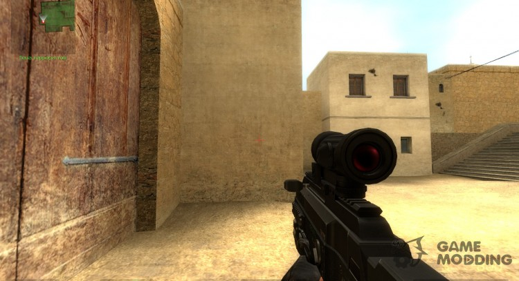 Prototype 3 Tactical Assault Rifle -updated for Counter-Strike Source