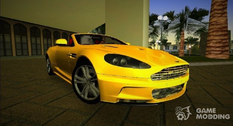 Aston Martin DBS Volante for GTA Vice City