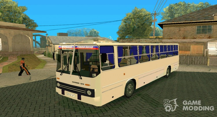 IKARUS-260 for GTA San Andreas
