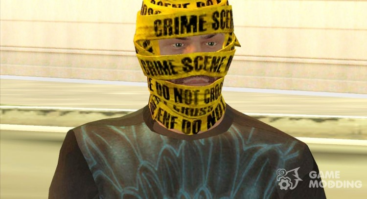 The robber for GTA San Andreas