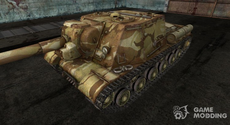 ISU-152 for World Of Tanks