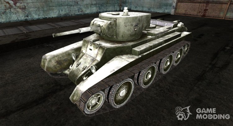 БТ-7 для World Of Tanks