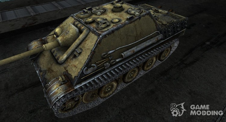 JagdPanther 33 for World Of Tanks
