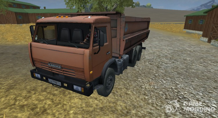 KAMAZ 45280 for Farming Simulator 2013