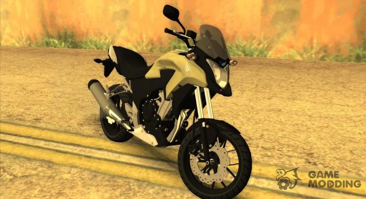 Honda Cb 500X for GTA San Andreas