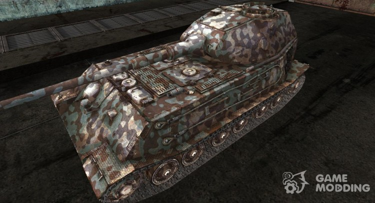 Skin for VK4502 (P) 240 (B) for World Of Tanks