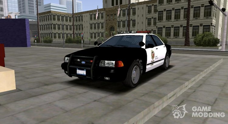 2005 Ford Crown Victoria LAPD (Stanier II Style) for GTA San Andreas