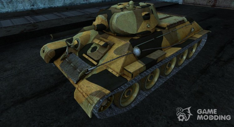T-34 20 for World Of Tanks