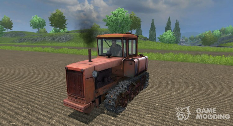 DT-75 m for Farming Simulator 2013