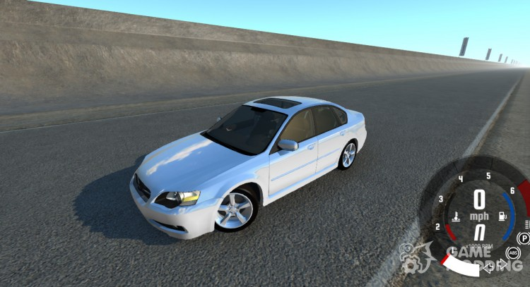 Subaru Legacy B4 for BeamNG.Drive