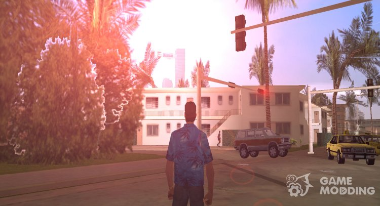 New beautiful effects for GTA Vice City