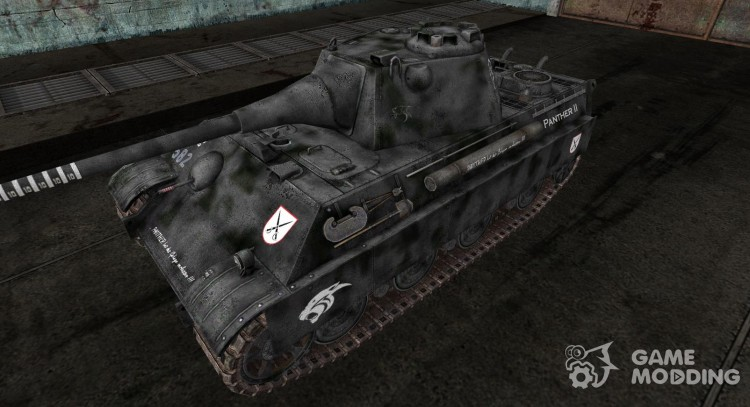 PzKpfw V Panther II Headnut для World Of Tanks