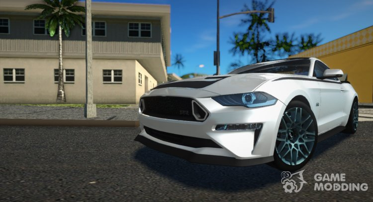 2018 Ford Mustang RTR spec 3 for GTA San Andreas