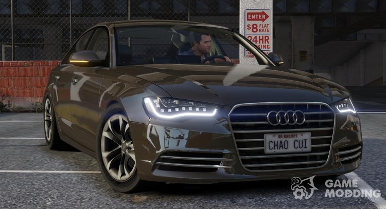 Audi A6 Skylight Edition 2013 for GTA 5