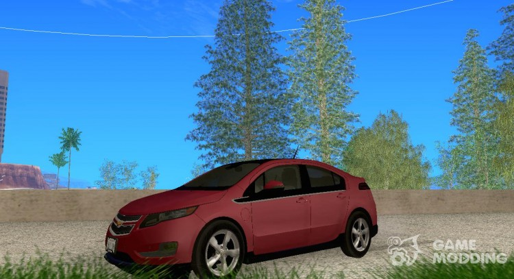 Chevrolet Volt Stock 2012 for GTA San Andreas