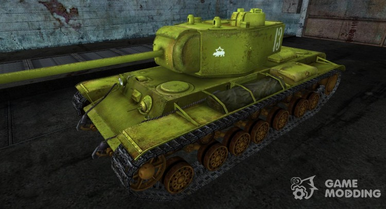 Шкурка для КВ-3 85th Guards Heavy Tanks,1944 для World Of Tanks