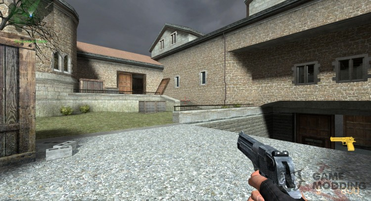 STALKER style Deagle for Counter-Strike Source