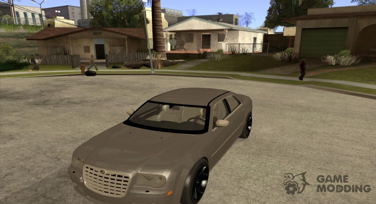 Chrysler 300 c SRT8 for GTA San Andreas
